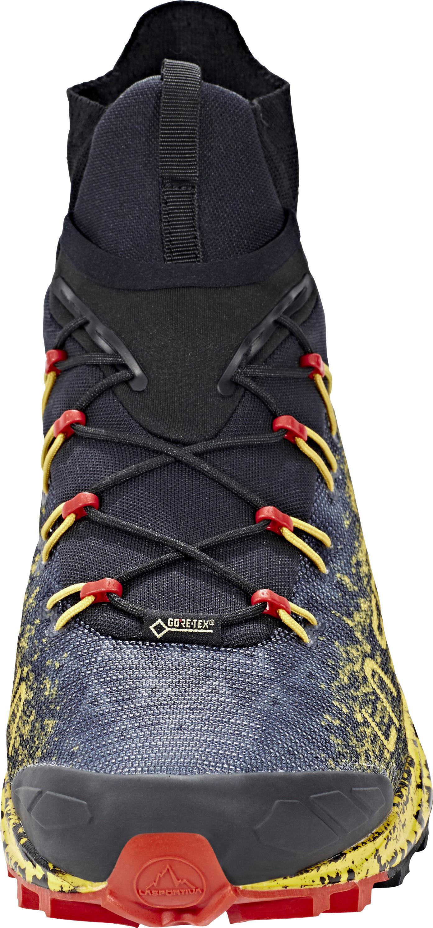 2e315e6cf4e La Sportiva Uragano GTX Running Shoes Men yellow black at Addnature ...